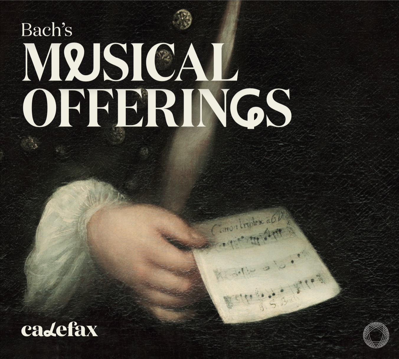 new album Bach's Musical Offerings